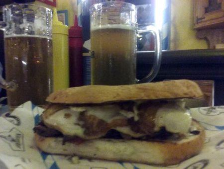 Pub Biergarten, dal panino al dolce senza glutine nei pressi della Floridiana