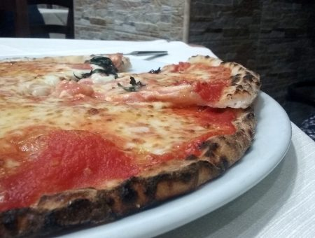 Nella pizzeria Gennaro 2 la pizza senza glutine è una garanzia