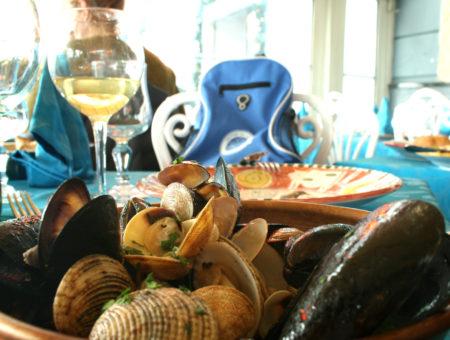 La cucina degli Amici, ristorante anche per celiaci a Pozzuoli