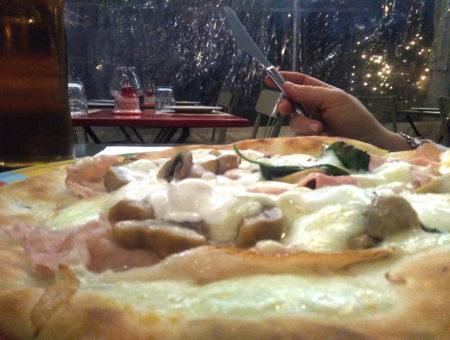 Rossopomodoro, a via Partenope la pizza è gluten free