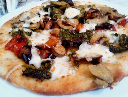 Gorizia, gluten free la sede storica della pizzeria vomerese