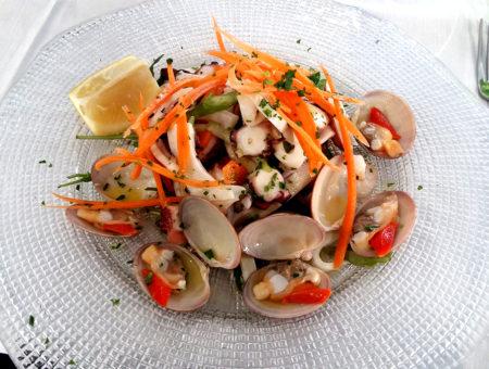 Hostaria da Mamma Rosa a Bellona: pesce, carne e pizze senza glutine