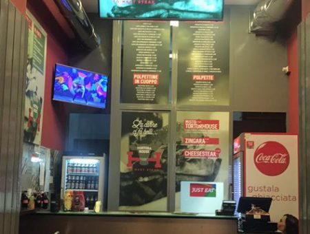 TortorHouse a via Chaia: panini e fritture senza glutine
