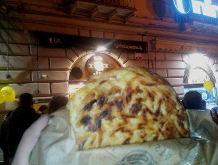 Giri di pasta al Vomero: le frittate gluten free arrivano a via Bernini