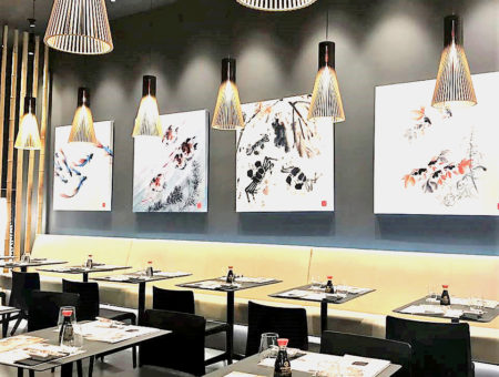 Shi's Japanese Fusion: il ristorante giapponese senza glutine al Centro Campania