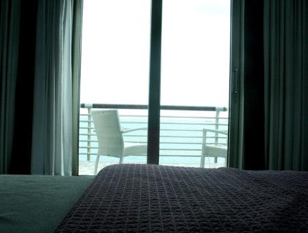 Grand Hotel Salerno: dormire e mangiare senza glutine a due passi da mare e stazione
