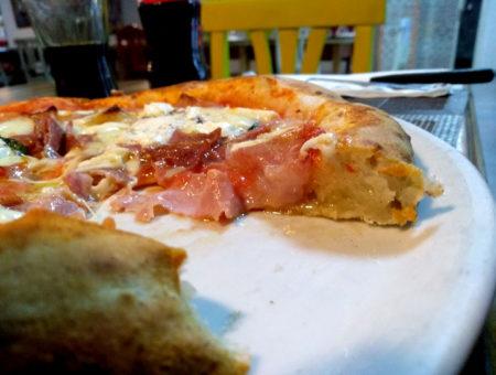 Sui Binari del Tram, la pizzeria senza glutine a Poggioreale