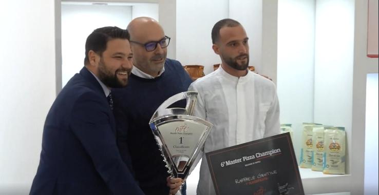 Premiazione di Raffaele Gentile al Pharmexpo 2019