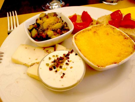 Cantine dei Petrone, sui Camaldoli il ristorante senza glutine ideale per le famiglie